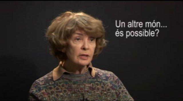 Continu Entrevista Susan George Economista Pol Tica Vimeo