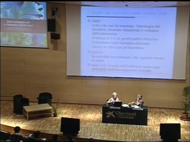 Conferència de Tulia Mussatti