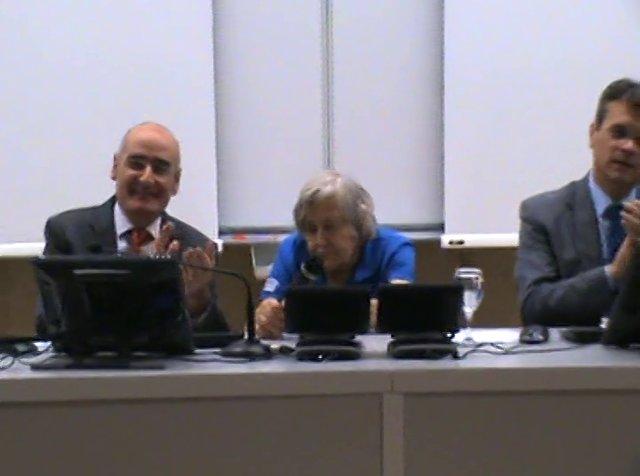 Conferenza della Prof.ssa Margherita Hack sull'Astronomia