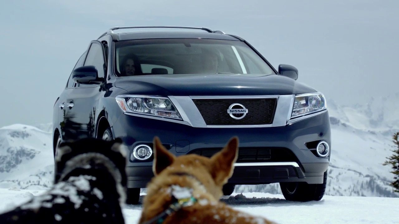 "Nissan Pathfinder ""Follow Me"""