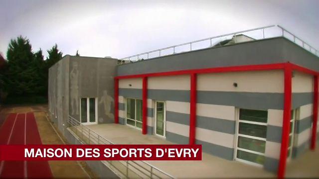 la maison des sports d evry on vimeo