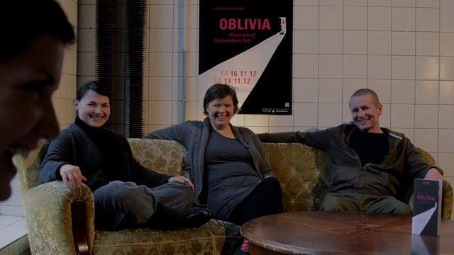 OBLIVIA >Museum of Postmodern Art