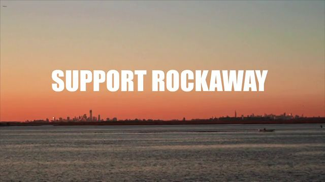After Sandy in Rockaway NYC