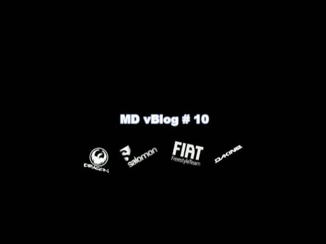 MD Videoblog 10