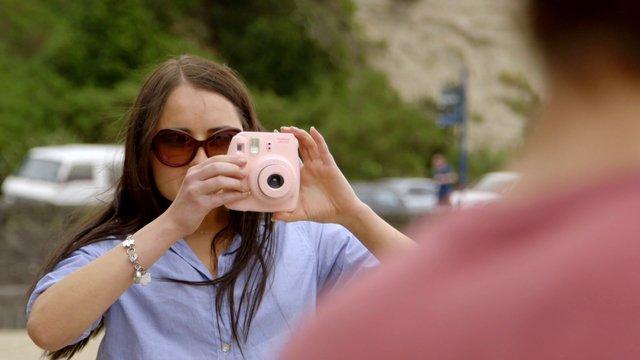 Fujifilm Instax Mini 8 Camera (With 5 Free Cartridges)