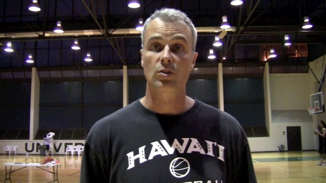 Hawaii Basketball - Maryland-Eastern Shore Preview