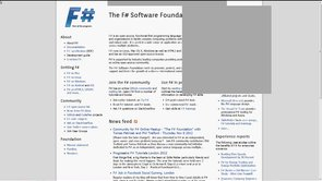 Introducing the F# Software Foundation