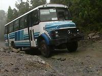 Bus Rural 4X4