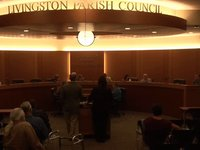 Livingston Parish Council Meeting 11-8-12