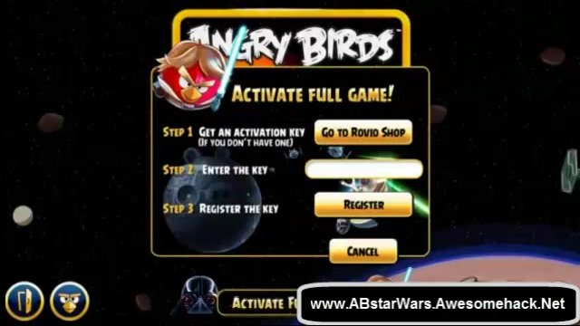 Angry Birds Star Wars Crack - Patch 100 % Working and CD-Key