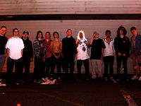 """Filmed at our first Turndown session of the season, which happened to fall on Halloween night.    Featuring John Bolino, Chris Farmer, Iain Mcleod, Billy O'Neill, Chris Haffey, Rian Arnold, Colin Kelso,    Chris Farmer, Damien Wilson, and Chris Edwards.      Track:   Slayer - """"Die By the Sword"""""""