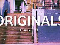 "CREATE ORIGINALS™ presents an online team video series, ""Originals"". The second installment, Part 2, features pro team rider, and New Jersey native John Bolino. Filmed entirely in Boston, Massachusetts.    http://createoriginals.com ...100% Skater Owned... http://customshop.createoriginals.com"