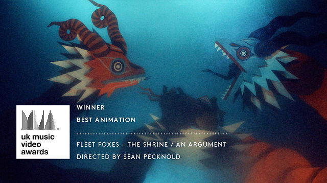 Sean Pecknold | Fleet Foxes | The Shrine / An Argument