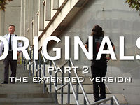 """CREATE ORIGINALS™ presents an online team video series, """"Originals"""". The second installment, Part 2, features Create pro team rider, and New Jersey native John Bolino. The extended version documents John's entire trip to Boston for a week in late October 2012. Filmed in Boston, Massachusetts & Rye, New Hampshire.    createoriginals.com ...100% Skater Owned... customshop.createoriginals.com"""