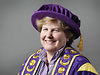 Sandi Toksvig becomes Chancellor - October 31st, 2012