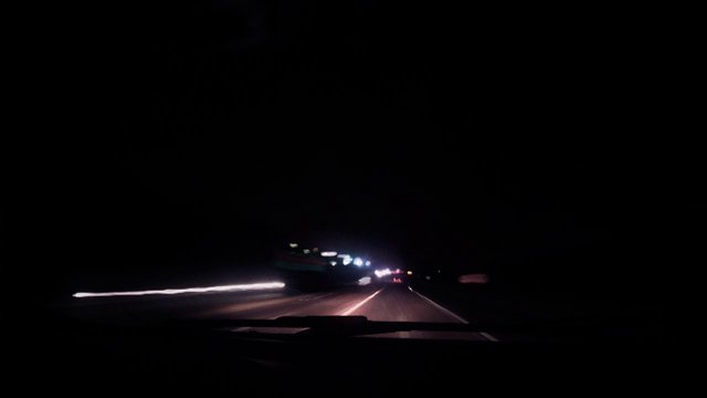 Carlos Barbosa -> Caxias do Sul (Experimental) 2am 1s timelapse
