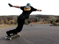 Longboarding: The Rock