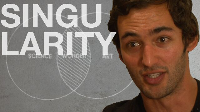 Jason Silva: Singularity: event horizon beyond our vision