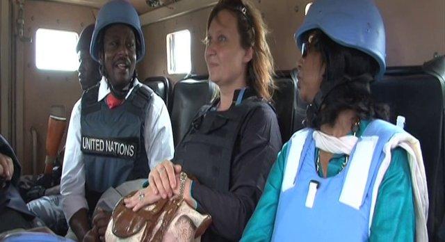 USG. AMEERA HAQ VISITS SOMALIA