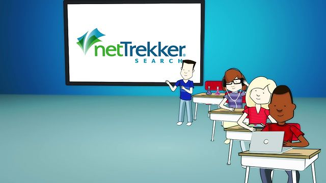 Introducing netTrekker Search