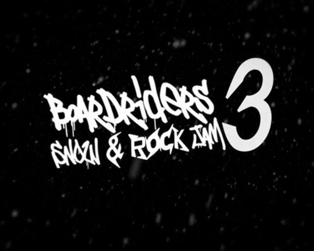 Zapowiedź BOARDRIDERS SNOW & ROCK JAM 3