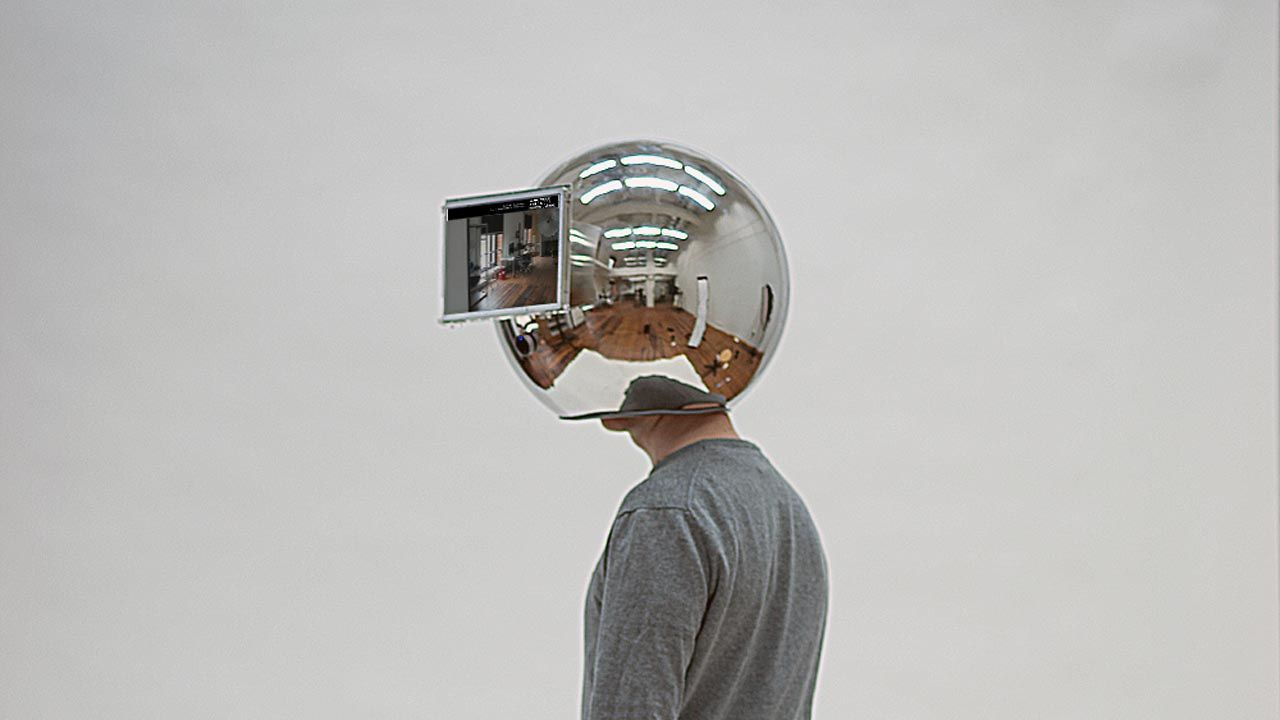 The Decelerator Helmet