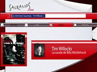 Tim Willocks, l'interview