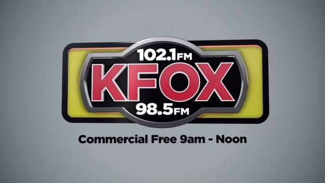 KFOX 102.1 &amp; 98.5
