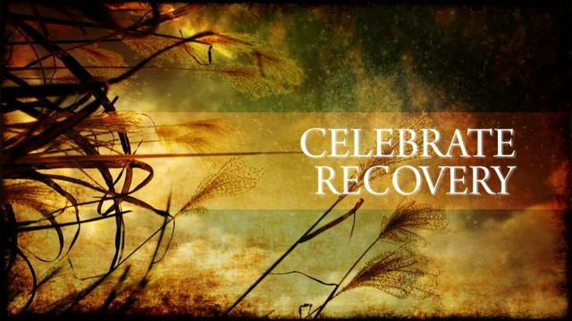 Celebrate Recovery Welcome