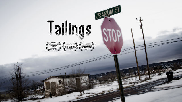Tailings Poster