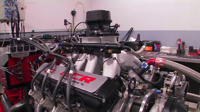 Holley NASCAR Throttle Body on Vimeo