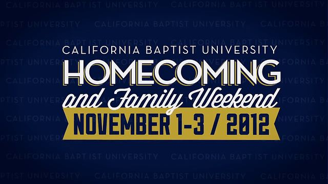 CBU Homecoming 2012