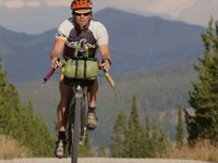 Jay Petervary Tour Divide Record Ride