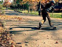 Longboarding: Afternoon Delight