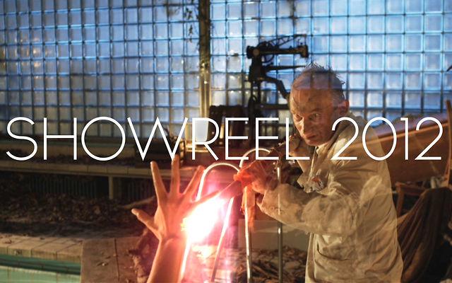MGSCREEN Showreel 2012