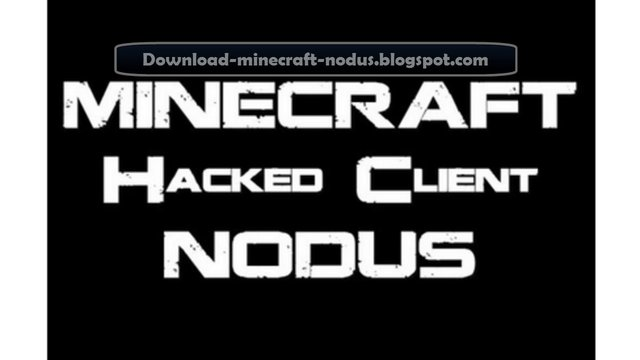 minecraft how to download nodus