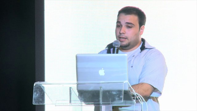 SHARE Beirut Talk: Rami Sakr