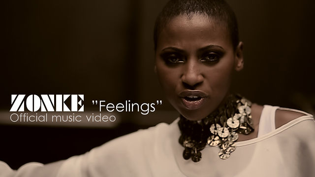 Zonke- FEELINGS music video