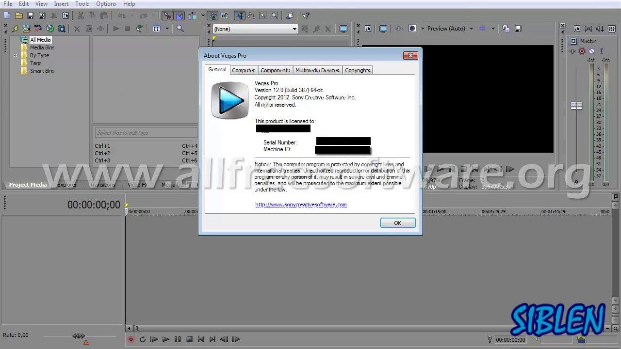 Скачать - Sony vegas pro 9.0 кряк. бесплатно скачать учебники английского я