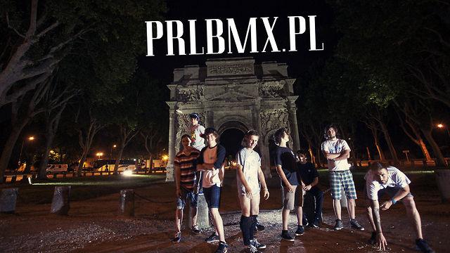 PRL BMX VIDEO TRAILER