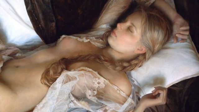 Serge Marshennikov Beautiful Women