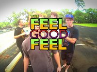This Graphics package was created for my friend Frankie Terranova's debut Rollerblade film, Feel Good Feel.  This was my first foray into mastering Shape Layers in Adobe After Effects.