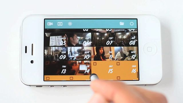 iPhone App Let's You Chronicle Your Life – 1 Second at a Time