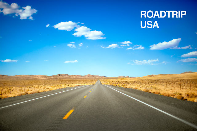 Awesome Hybrid Video Captures 2 Week Long Cross Country Road Trip – 5,000 Photos in 3 Minutes!