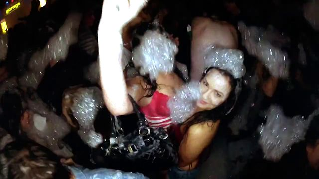 The Garage - Foam Party (Nightclub Video)