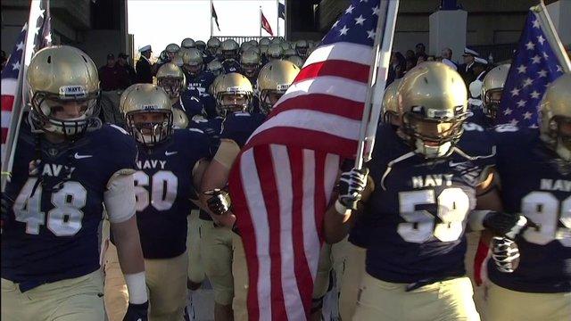 2012 Navy Football Highlights vs Texas State