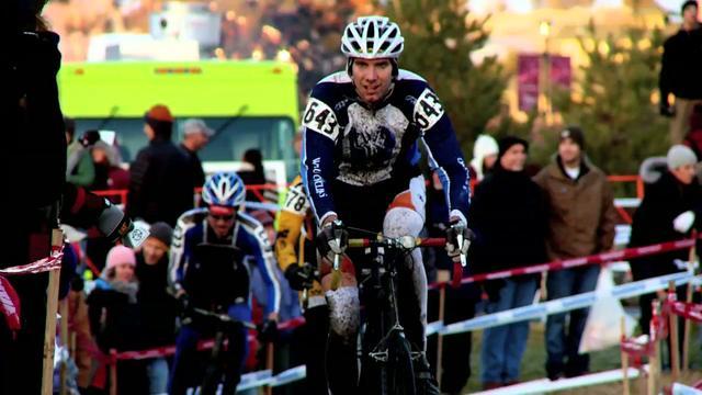 CYCLE CROSS BEND OREGON 2009(sat. last race mens)