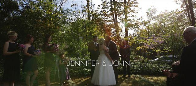 Alabama Wedding Video // Jennifer and John