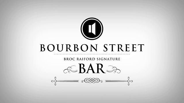 Volume Bikes: Broc Raiford Bourbon Street Bar Promo.