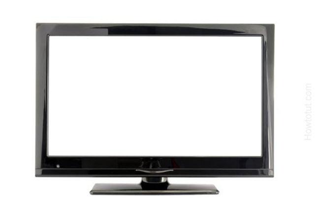 Lcd tv screen repair kit